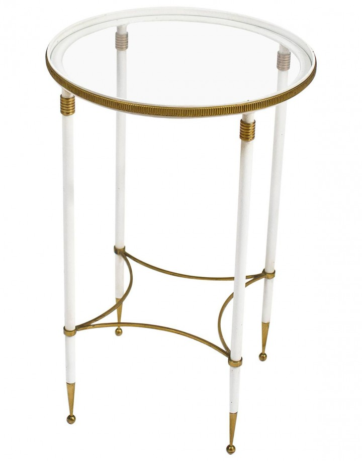 Side Table in the Style of Maison Jansen