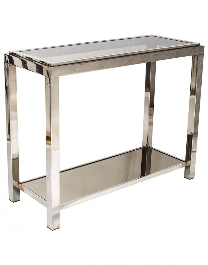 Chrome Console Table