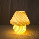 Mushroom Desk Lamp for Vetri Murano