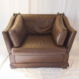 58_Brown Leather Armchairs_09