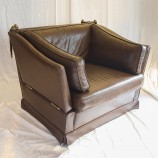 58_Brown Leather Armchairs_10
