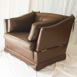 58_Brown Leather Armchairs_12