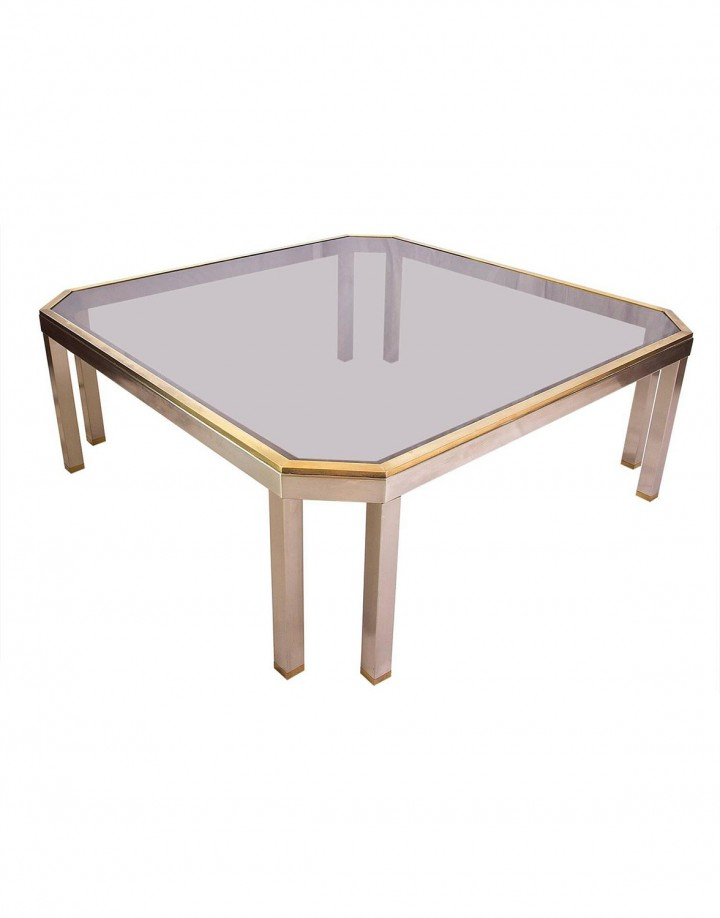 60_Chrome and brass sofa table_cutout